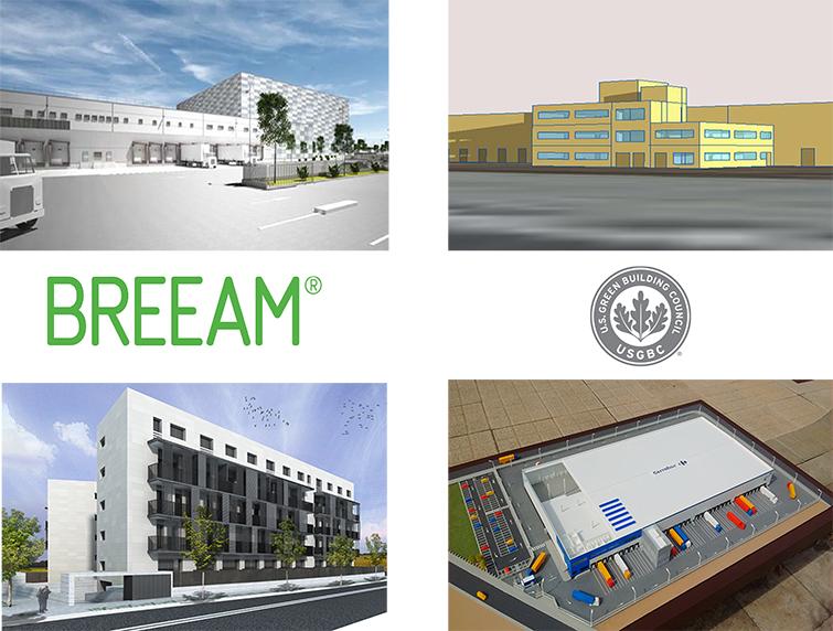Comparativa LEED vs BREEAM: Cuál es la mejor certificación sostenible para su edificio (Primera Parte)