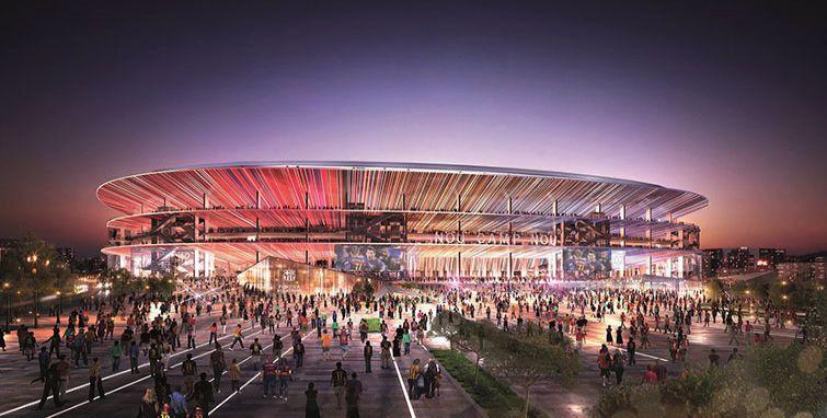 El Espai Barça será un nuevo distrito con Certificado DGNB integrado en el centro de Barcelona