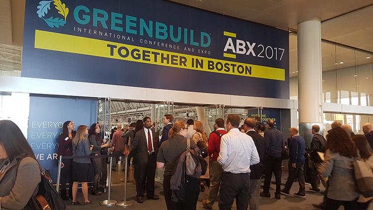 Greenbuild 2017, Boston: La inspiradora experiencia de la mayor feria de la construcción sostenible