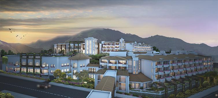 Hotel ZEM Wellness Retreat confía en Zero Consulting para la certificación WELL y LEED de su nuevo complejo de salud ubicado en Altea (Alicante)