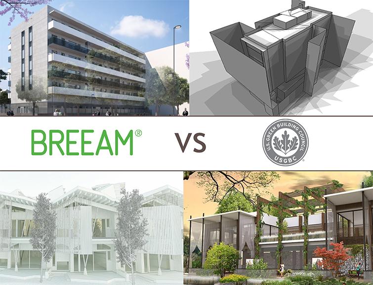 Comparativa LEED vs BREEAM, Segunda parte: Principales diferencias en su aplicación
